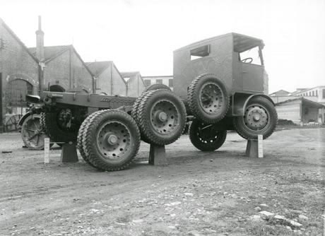 Axis Wwii Discussion Group Italian Breda Vehicles Long